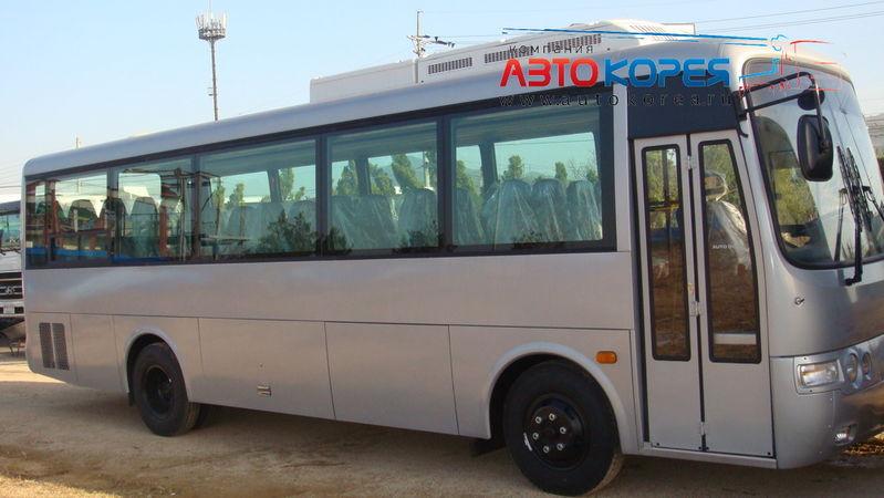 Экстерьер Hyundai Aero Town