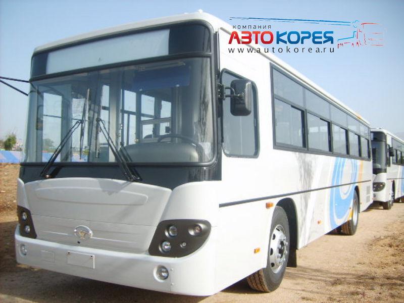 автобусы корейского производства требованиям гост: