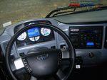 грузовик c крановой установкой Daewoo Prima