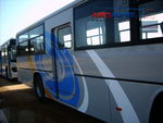 Корейский автобус Daewoo BS 106