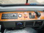 Место водителя в Daewoo BH 120F