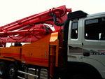 Автомобильный бетононасос KCP 40RX200