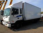 Развозные грузовые автомобили Hyundai