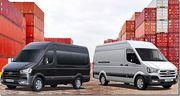 Презентация Hyundai H350 цельнометаллический фургон для Европейского рынка