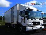 DAEWOO NOVUS ULTRA G8CLF низкорамный грузовой фургон изотермический г/п 9,5 тонн, объем фургона 48м3  для региональных перевозок